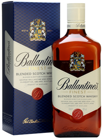 Ballantine's Scotch Finest 750ml